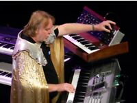 KEYBOARD PLAYER WANTED FOR THE ELECTRIC LOVEHANDLES