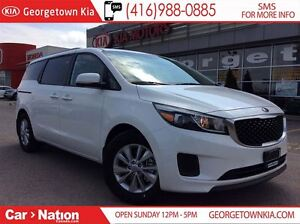 2017 Kia Sedona LX | $188 BI-WEEKLY | BACKUP CAMERA |