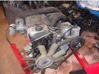 MERCEDES W202 C3250 DIESEL ENGINES 650 910 MODELS FOR SALE, EXPORT,
