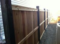 Fencing & Garage Packages