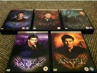 Angel DVD complete set