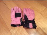Thinsulate Ski Gloves 7-9 years