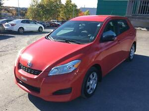2010 Toyota Matrix 5DR AUTOMATIC WITH AIR CONDITIONING