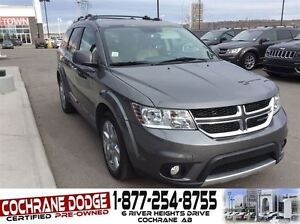2012 Dodge Journey R/T with NAVIGATION AND BACK-UP CAMERA!