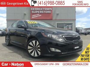 2012 Kia Optima SX|NAVI |PANO ROOF | LEATHER | TURBO | BACK UP C