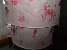 Girls Lampshade