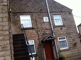 2 Bedroom flat in Glossop