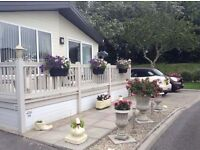 Holiday lodge for sale Trecco Bay