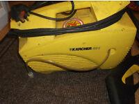 Karcher 1.8Kw Power washer hardly used