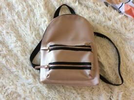 Pinky Beige bag