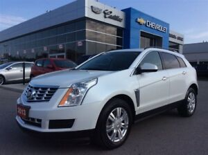 2013 Cadillac SRX Leather Collection   Bluetooth   Sunroof