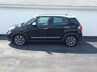 2014 Fiat 500L Winter Tires Included,Sunroof,Navigation,Heated S