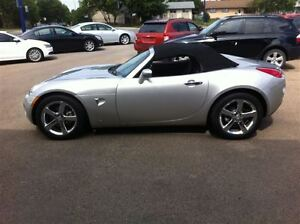 2007 Pontiac Solstice Less than 40000 km's