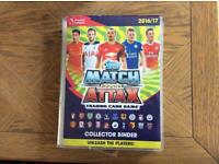 MATCH ATTAX 2016/17. UPDATED 5/12/16