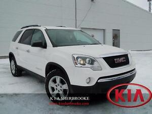 2008 GMC Acadia SLE ** JAMAIS ACCIDENTÉ / 8 PLACES **