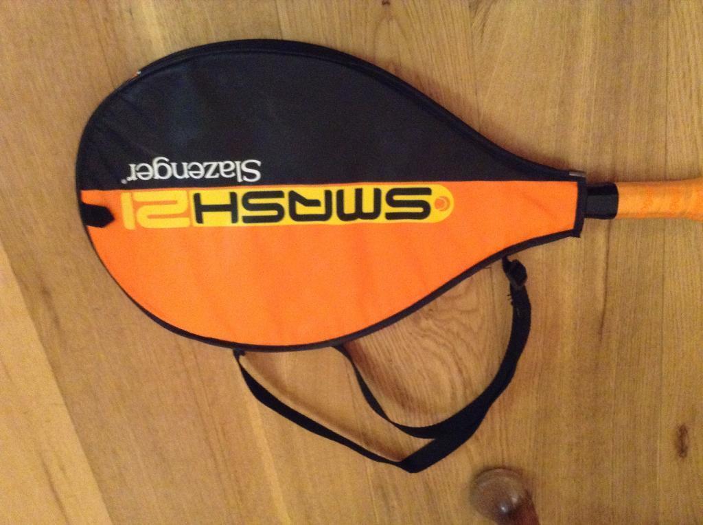 Slazenger Tennis Rackets Junior Childs Tennis Racket Slazenger Smash 21