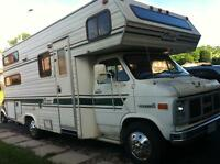 Corsair motorhome sale or trade 4 smaller one & cars 4 sale