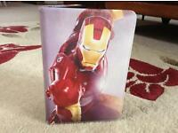 Mini iPad ironman case NEW !!
