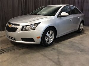 2013 Chevrolet Cruze LT *Leather* *Heated Seats* *Back-Up Camera