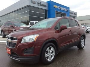 2013 Chevrolet Trax LT | Sunroof | Bluetooth | Bose Speakers | R
