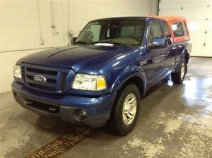2010 Ford Ranger SPORT KING CAB 4X4 A/C MAGS