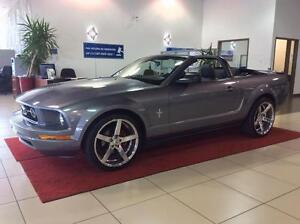 2007 Ford Mustang CUIR CONVERTIBLE