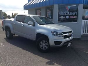 2016 Chevrolet Colorado CLOTH
