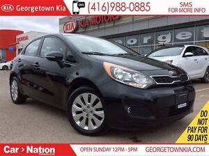 2015 Kia Rio EX | SUNROOF | HEATED SEATS | BLUETOOTH |