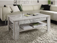Chic coffiee table , 100x60x44