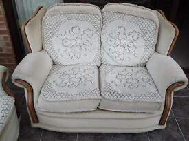 2 off Sofas ( Each a 2- 3 seater)