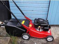 Radmore & Tucker efco lawn mower petrol easy to use brand new