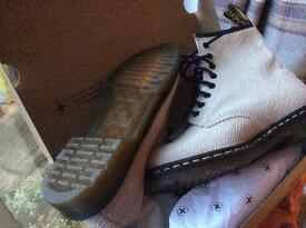 Genuine Dr Martin boots