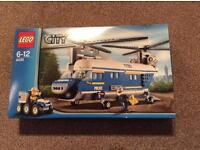 BNIB Lego City 4439 Helicopter (£70 on Amazon)