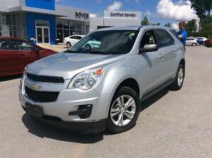 2012 Chevrolet Equinox LS | 2.4L FWD | BLUETOOTH |