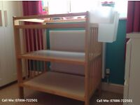 IKEA Changing Table Immaculate Condition Hardly Used..