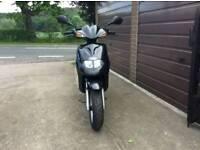 Tgb 202 classic 50cc moped scooter 64 reg