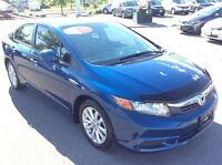 2012 Honda Civic EX-Equipped with features that will impress.