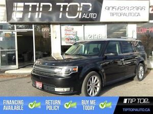 2013 Ford Flex Limited ** Nav, AWD, 6 Passenger **