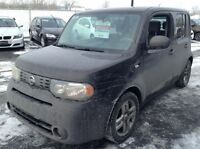 2009 Nissan cube A/C MAGS