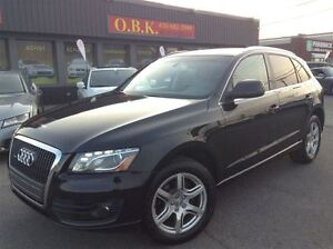 2011 Audi Q5 2.0T-CUIR-AWD-BLUETOOTH