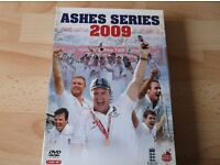 2 X Ashes Dvds 2005-2009.