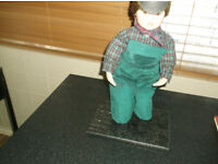 COLLECTABLE BOY DOLL