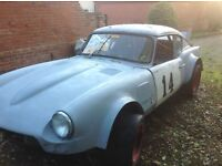 WANTED vintage retro race rally cars barn finds projects WHY?? triumph datsun mg etc