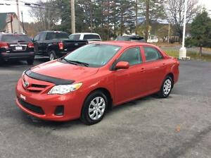 2013 Toyota Corolla CE AUTOMATIC WITH AIR CONDITION
