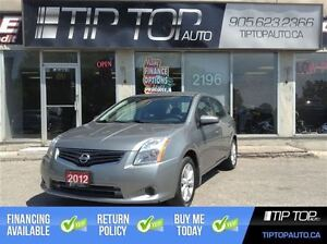 2012 Nissan Sentra 2.0 (CVT) ** Low Kms, Low Price, Well Equippe