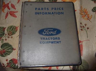 New Holland Ford 455 455c Tractor Loader Backhoe Parts Catalog Manual