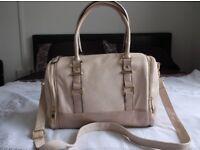 Cream NEW Handbag
