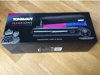 Toni & guy illusions limited edition styler brand new