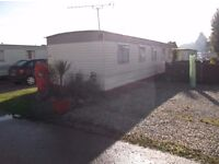 **BARGAIN** Caravan holiday rental from £295 per week in Par Cornwall. Sleeps 6 people