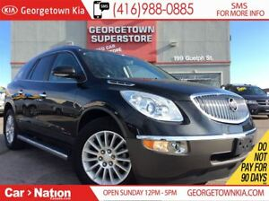2012 Buick Enclave CXL | AWD | CLEAN CARPROOF | 7 PASS | SIDE BO